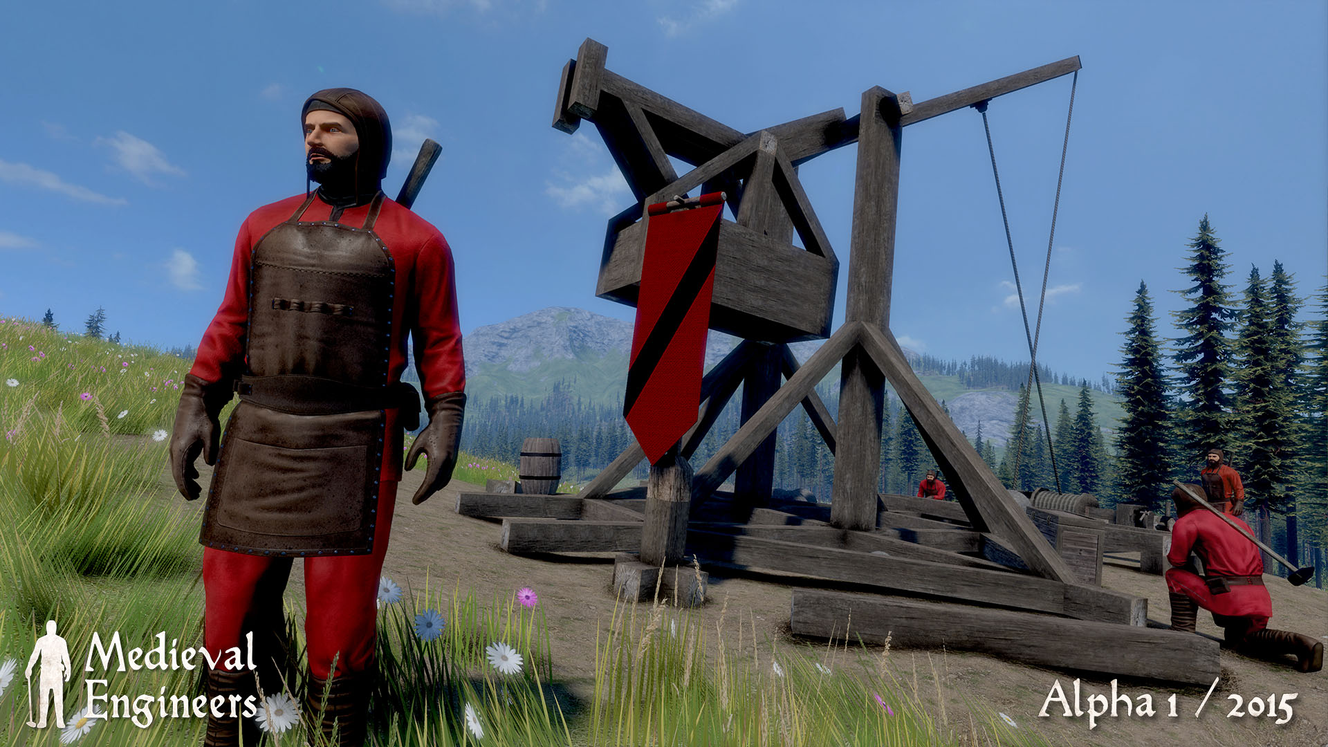 promo medieval engineers